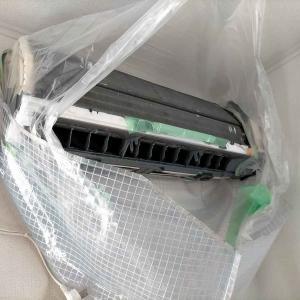 エアコン内部はカビだらけ!3年に1回は業者さんに清掃を依頼しよう!