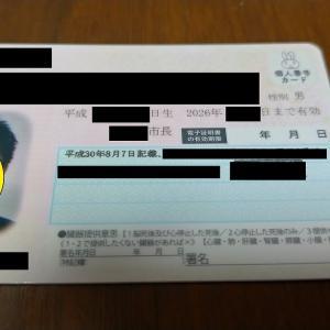 【市役所へ行こう】マイナンバーカードの電子証明書を更新しました