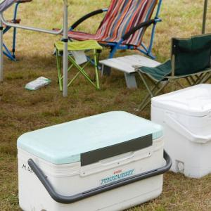 キャンプで『クーラーボックス』の保冷力をアップする方法