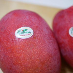 アップルマンゴーの食べ方。冷たくするとおいしさ倍増!