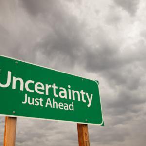 このご時世だからとことん暗い話しようぜ。人生で Uncertainty で苦しい時期
