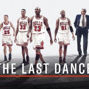 The Last Dance とコービー