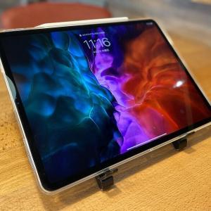 【ESR iPad Pro 12.9 ケース 2020 クリア レビュー】クリアなボディが美しい!軽量でコスパの高いiPad Pro用ケース