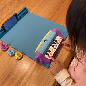 【Shifu Plugo Tunes レビュー】手持ちのスマホでピアノの鍵盤や音階を学ぼう!ARを使ったハイテク知育玩具