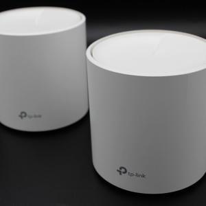 【Deco X20 レビュー】Wi-Fi 6対応でメッシュWi-Fiシステムを搭載した次世代無線ルーター