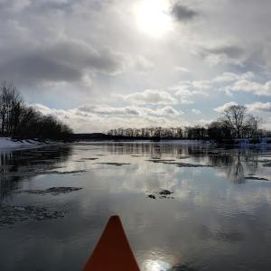 一度は見たい冬の釧路湿原の絶景