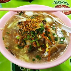 【バンコク】地元で人気のクンデン クイジャップ ユアンでベトナムヌードルを食べてみた