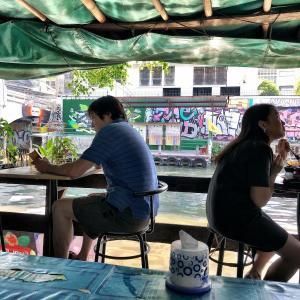 【バンコク】コスパ最強のSanehで海鮮チャーハンを食べてみた