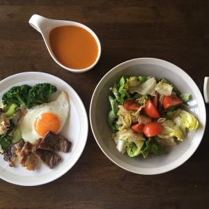 ひとりランチとお気に入りのスープ