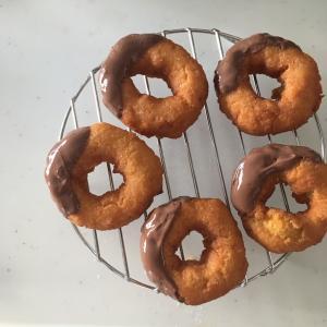 素朴な味わいのドーナッツのレシピ