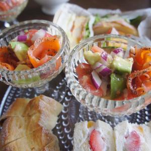 簡単ワカモレサラダのレシピ