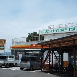 瀬戸内海を一望出来るレストラン