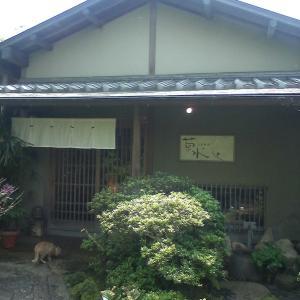 さぬき市の和室で日本料理を楽しむ🍜