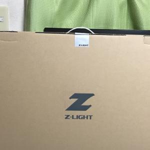 念願の山田照明Z−209PROBを買いました!!