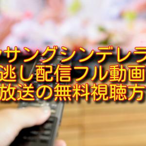 アンサングシンデレラ4話の見逃し配信フル動画&再放送の無料視聴方法