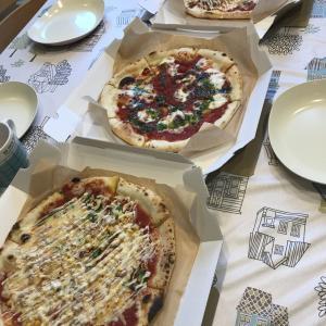 宮田村のeat&joy(いいあんじょい)でピザをテイクアウト