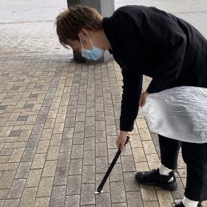 月一の地域清掃の話