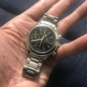 思い出の時計の話