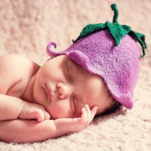寝ない赤ちゃんもいる!!娘に試した効果的な寝かしつけ方法5選