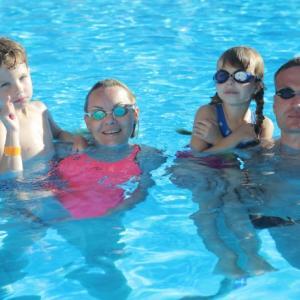 家族で楽しめる!下福島プールで子どもと遊んでわかった3つの魅力と気を付けたいこと