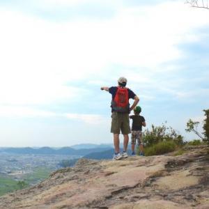 大阪市内から30分!枚岡山・生駒山で子どもと山登りを楽しむ!〜山登りで育つ3つ力〜