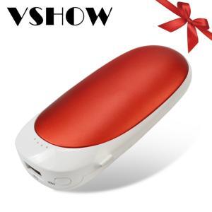 Vshow Baby Dolphin USB充電式カイロ 1台3役 カイロ両面急速発熱