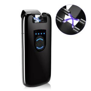 Mookis タッチセンサー電子ライター USB 充電式