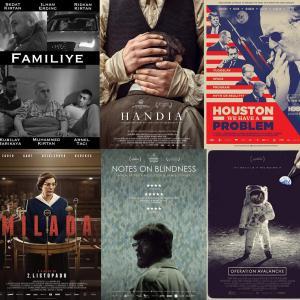 Netflixでしか観られない受賞歴のある作品、評価が高い作品(2016年〜2017年)