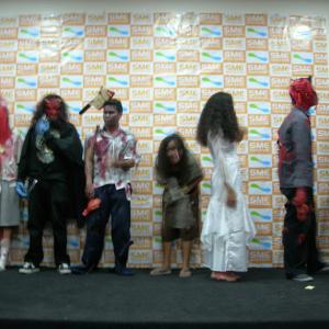 フィリピン留学@SMEAG Day6 ガチな仮装でレッスン、からのハロウィンパーティー。