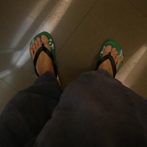 フィリピン留学@SMEAG Day18 先生の発音と町の人の発音。からの、マッサージで危うし!我が愛しのケツよ。
