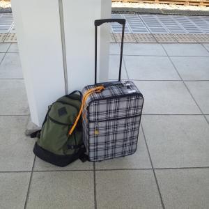 台北経由バンコク10日FIXギリギリ滞在一人旅 Day1 出発前夜は空港付近で初めてのカプセルホテル!忘れ物に気を付けて。
