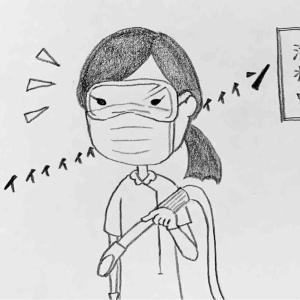 (4コマ漫画)素敵な患者さん