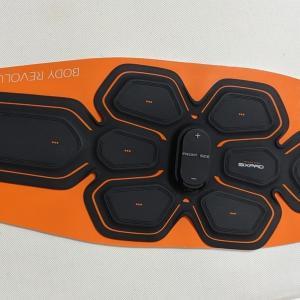 【筋トレ】Sixpad「Abs Belt」を1年間使ってみた感想