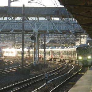 2020年2月18日 国鉄車両を求めて岡山へ ①(往路編)