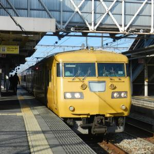 2020年2月18日 国鉄車両を求めて岡山へ ②(東岡山駅周辺で撮影編)