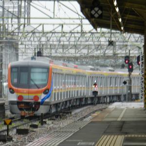 3.12 東京メトロ17000系の甲種輸送を記録する
