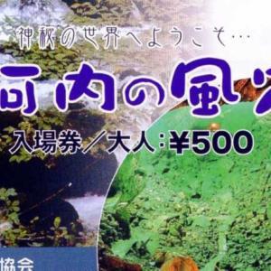 滋賀県  河内風穴 滋賀県指定の記念物
