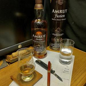 AMRUT Fusion SINGLE MALT WHISKY 50%