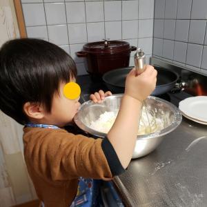 子どもが失敗しない料理