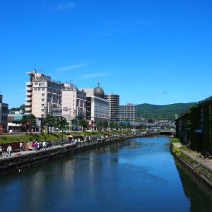 運河の街・小樽をとことん楽しもう!北海道出身者が選ぶおすすめスポット3つ