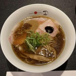 【Japanese Soba Noodlse 蔦】代々木上原に移転したミシュラン一つ星を初めて獲得したらぁ麺店の実力は如何に!?