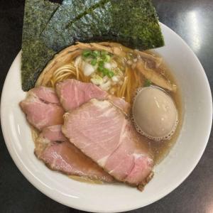 【麺処 晴】煮干系の銘店に実は幻となったつけ麺が有った!?