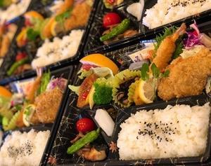 【お弁当 三重県鈴鹿市 とんかつ和とん】特選お弁当¥2160~ご予算ご希望に合わせてお作り致します