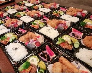 【お弁当 三重県鈴鹿市 とんかつ和とん】会館・会議所での研修セミナー用で当店の弁当をよくご利用いただき、誠にありがとうございます。
