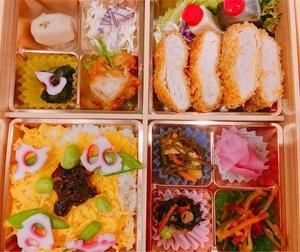 特注お弁当のご案内 ご予算ご希望にあわせてお作りいたします。#鈴鹿テイクアウト #鈴鹿お弁当 #和とん 鈴鹿でお弁当