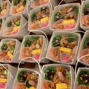 ランチボックスちょっとかわいいお弁当いろいろ入ってお値打ちに #鈴鹿テイクアウト #和とん
