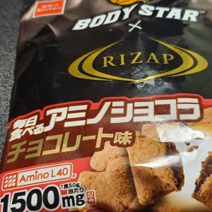 ボディスター 毎日食べるアミノショコラチョコレート味