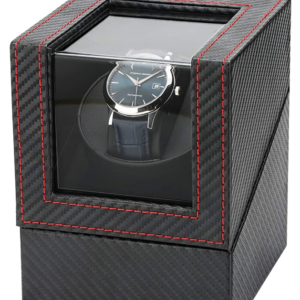 自動巻き時計の時刻合わせとサヨナラ!安くて便利なワインディングマシーン