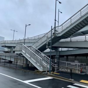 【築地大橋問題】勝どき側エレベータ完成も、スロープは11月4日から1月31日まで使用停止に!