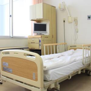 父親の入院。